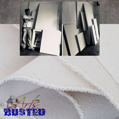 Stretched Artist Canvas 150 x 150